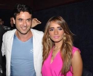 أحمد عز و زينة