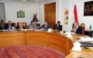 اجتماع سابق لمجلس الوزراء ـ أرشيفية