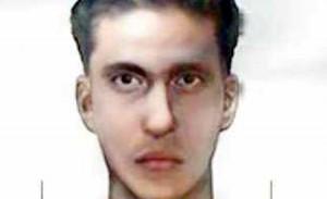 صورة الأرهابى المذكور