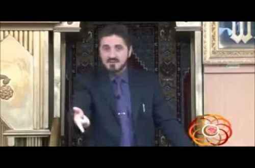 الداعية الإسلامى عدنان إبراهيم
