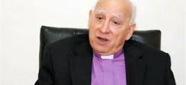 القس الدكتور صفوت البياضى رئيس الطائفة الإنجيلية