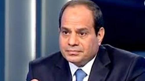 المشير عبد الفتاح السيسى