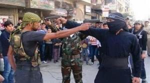 جبهة النصره وداعش