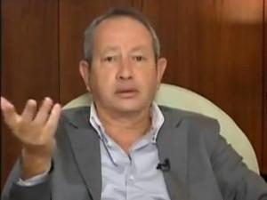 رجل الأعمال المهندس نجيب ساويرس