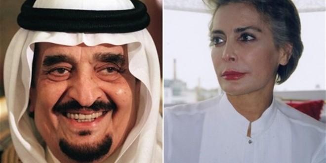 ظهور زوجة مسيحية للملك السعودي الراحل فهد بن عبد العزيز تهدد بكشف المستور جريدة الأهرام الجديد الكندية