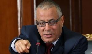 على زيدان رئيس الحكومة الليبيه السابق
