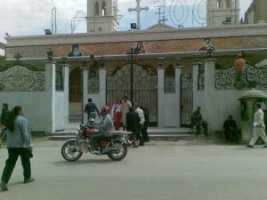 كنيسة العذراء