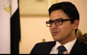 الوزير  السابق  محمد محسوب