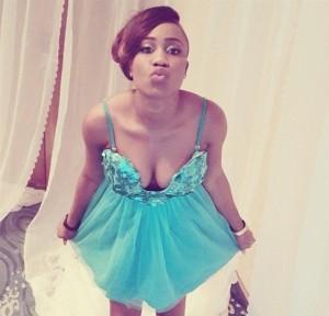 المغنية النيجيرية