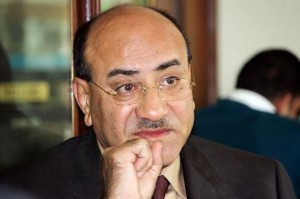 المستشار هشام جنينة رئيس الجهاز المركزى للمحاسبات