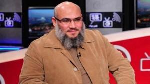 المهندس خالد سعيد المتحدث باسم الجبهة السلفية