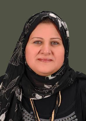 الكاتبة وفاء القناوى