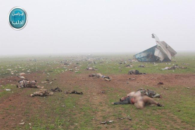 صور الجثث