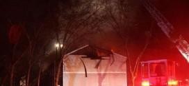 قتيل ومصاب سعودى فى حريق بمدينة الأسكندرية بولاية فيرجينيا الأمريكية .