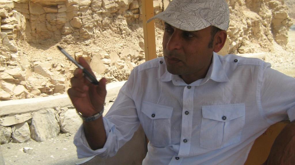 محمد فتحى المرشد السياحى