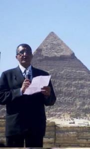 أحمد السنوسى الأمين