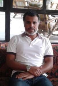 الإعلامى أحمد عبد العال