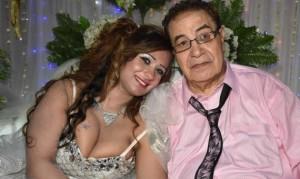 سعيد طرابيلك وزوجته