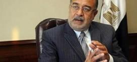 شريف إسماعيل رئيس  الحكومة المصرية