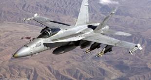 صورة أرشيفية لطائرة أميركية مقاتلة
