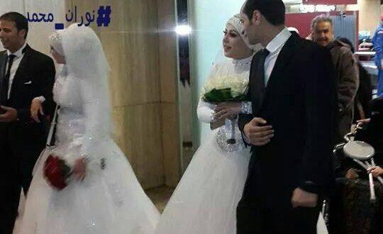 1498c464ac20e بالصور  أفراح أبناء الجالية المصرية بالسعودية (شاهد أكثر من حفل زفاف ...