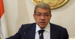 وزير المالية المصرى