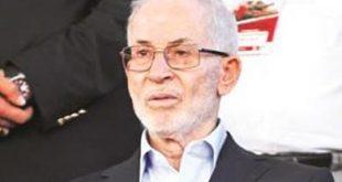 القيادى الإخوانى إبراهيم منير