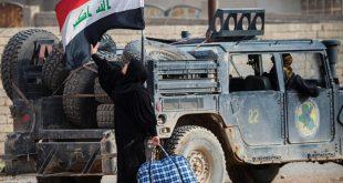 TOPSHOT-IRAQ-CONFLICT-MOSUL