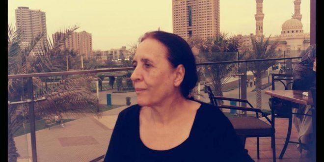 نادية خلوف