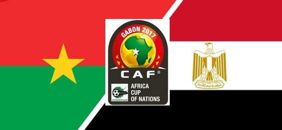 مصر وبوركينا فاسو