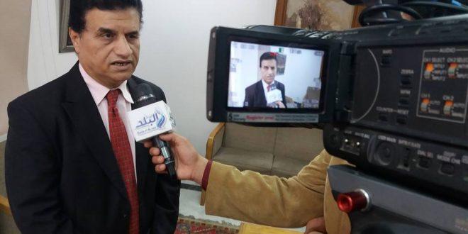 """د"""" طارق معوض """" ـ مستشار المجلس القومي لحقوق الإنسان ـ"""