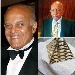 مجدي يعقوب ، محمد غنيم ـ ومنافسة الأهرامات الذهبية ـ