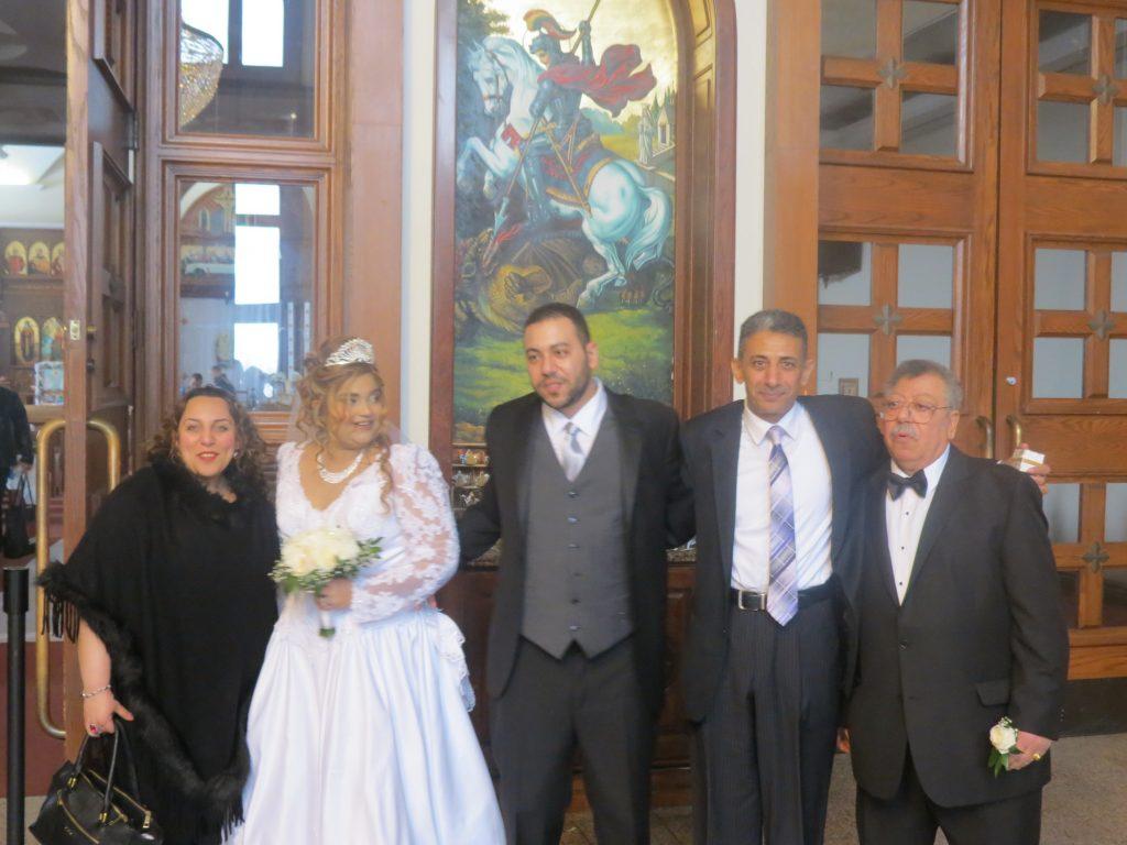 زفاف كندى