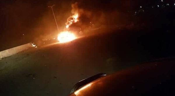 انفجار في سوريا