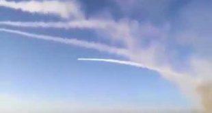 صاروخ يمنى
