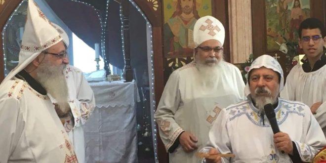 زيارة خاطفة لأسقف سيدنى لولاية غرب أستراليا