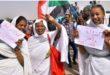 نساء السودان فى الصفوف الأولى للثورة