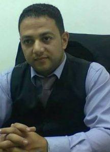 هيثم رشاد امين لجنة حقوق الإنسان بنقابة المحامين